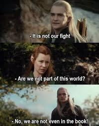 Legolas Memes - legolas and tauriel