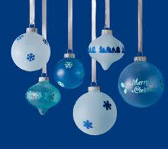 frosted glass ornaments allfreechristmascrafts