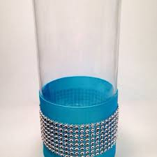 Tiffany Blue Vase Best Rhinestone Vase Products On Wanelo