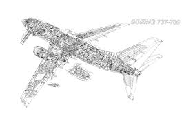 Usa Jobs Resume Builder Or Upload by Boeing 737 700 Cutaway Aerospace Cutaways And Diagrams