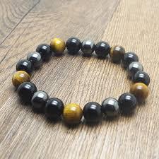 bracelet handmade images Black obsidian bracelet handmade diy jewelry a2zshopies jpg