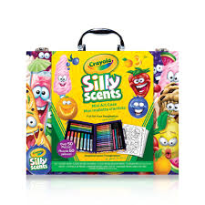 silly scents mini inspiration art case crayola store