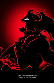 devilman book 1 rise of the devilman by nickinamerica on deviantart