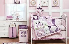 Grey And Pink Crib Bedding Sets In Pink Crib Starter Set Bedding