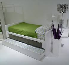 high rise bed frame queen kids trundle bed modern mattress firm