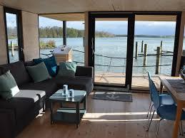 Wohnzimmer Alte Und Neue M El Neu Hausboot Hafenkönig Lübeck Fewo Direkt