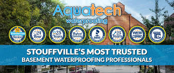 basement waterproofing stouffville 416 300 2191 aquatech