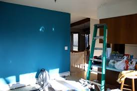 Blue Accent Wall Bedroom by Tiffany Blue Paint Color Behr Room Decoration Ideas Image Of Home
