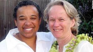 Interacial Lesbians - interracial couple s daughter fights to validate her same sex