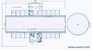 stable floor plans minmax learn barn arena plans