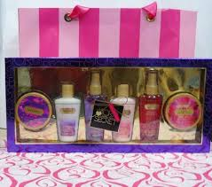 victorias secret gift set love spell and pure