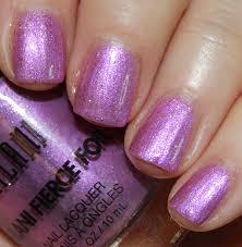 milani fierce foil nail lacquer vampy varnish