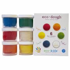eco kids eco dough ecokids ecodough organic play dough