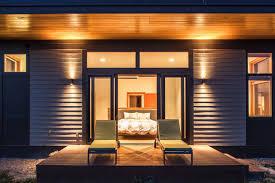 high quality prefab modern country cabin idesignarch interior