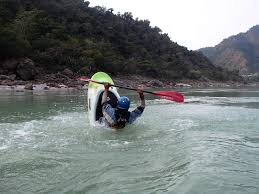 kayaking the outdoors india blog