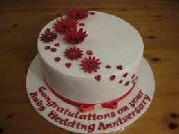 download 40th wedding anniversary cake decorations wedding corners