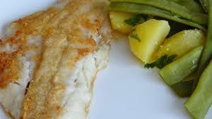 cuisiner un sandre filet de sandre frit et ses légumes recette par