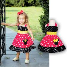 cheap clothes 2017 summer minnie clothes