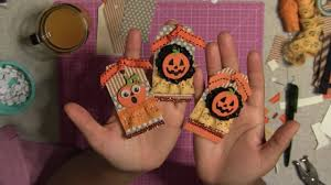 halloween gift tags 3 let u0027s make halloween gift tags embellishments halloween series