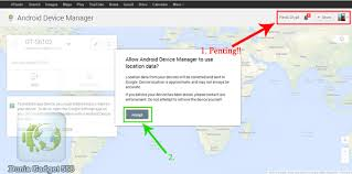 android device manager how to track lost device with android device manager home