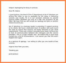 ideas collection sample apology letter for bad customer service
