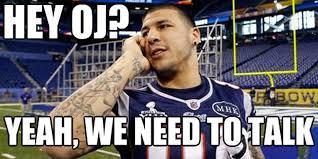 Hernandez Meme - the top 10 aaron hernandez memes