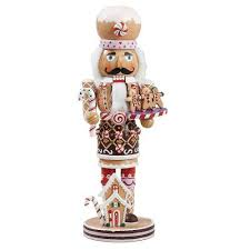 nutcracker 16 inch wooden gingerbread kurt adler