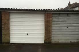 securing up and over garage door garage door man