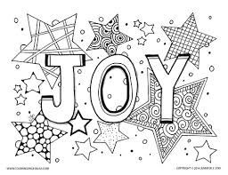 mary engelbreit coloring pages joy u201d holiday coloring page stress relief hand drawn and decorating