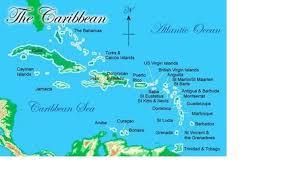 map of bvi and usvi sailboat cruise from miami florida to usvi bvi islands