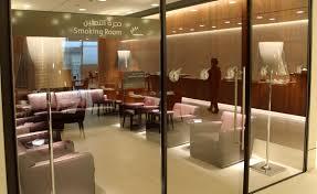 qatar airways business first class arrivals lounge doha airport