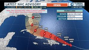 update hurricane irma shifts east no closures announced for unf