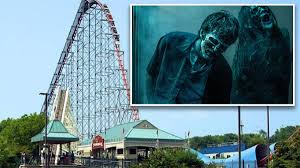 get paid to scare dorney park is hiring for annual halloween