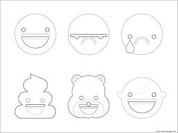 emoji coloring pages free download printable