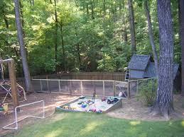 new fenced in chicken yard pics backyard chickens
