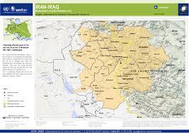 map iran iraq halabjah earthquake m 7 3 iran iraq of 12 november 2017
