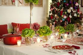 Decoration For Christmas Dinner Table by 37 Wonderful Christmas Dinner Table Decorations For Your Apartment