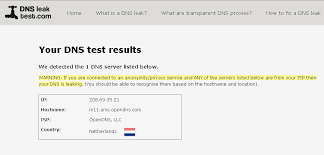 Dns Leak Test by Stealthwalker Vpn Software Documentation