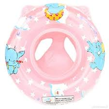 siege gonflable bébé jimall flotte siège bain anneau de natation gonflable bébé piscine