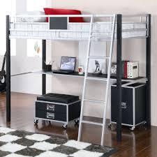 dressers loft bed with dresser underneath plans ekidsroomscom