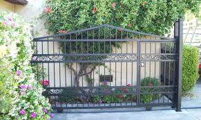 Patio Door Gates by Gates V U0026 M Iron Works Inc In The San Jose Bay Area