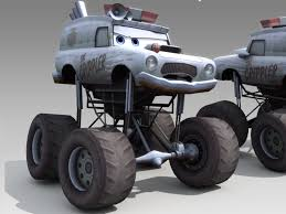 mater monster truck video the crippler cars video games wiki fandom powered by wikia