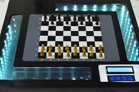 Diy Chess Set World U0027s Smartest Chess Board Is Here Chessbase India