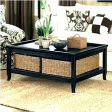 coffee table with baskets under coffee table with baskets underneath coffee tables with basket