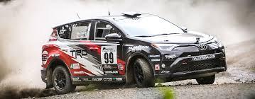 toyota rav4 racing toyota rally rav4 race results and