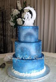 Halloween Themed Wedding Cakes Best 10 Space Wedding Ideas On Pinterest Starry Night Wedding