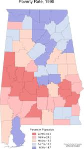 Alabama Maps Alabama Maps Income U0026 Poverty