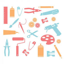 free craft supplies vectors and png craftgawker