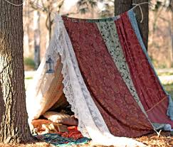 tulle bed canopy zyinga tent wedding idolza