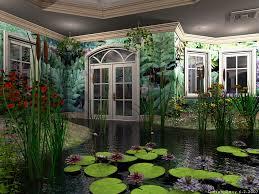 Java 3d Home Design Greenhouse 1024 X 768pix Wallpaper Nature 3d Digital Art